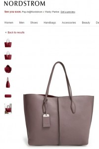 Tods Large Joy Leather Tote